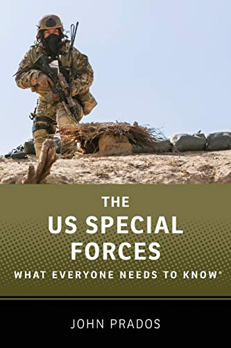 The US Special Forces: What Everyone Needs to Know (Paperback)