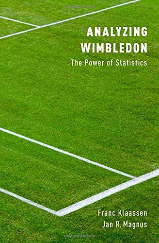 9780199355952: Analyzing Wimbledon: The Power of Statistics