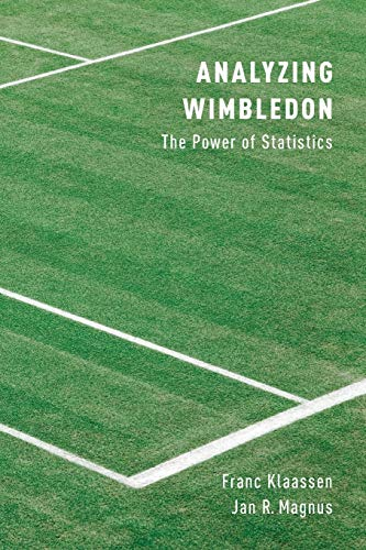 9780199355969: Analyzing Wimbledon: The Power of Statistics