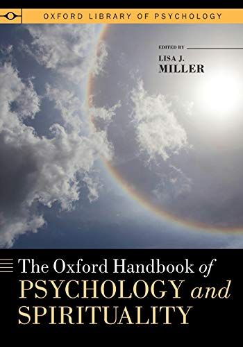 9780199357345: The Oxford Handbook of Psychology and Spirituality (Oxford Library of Psychology)