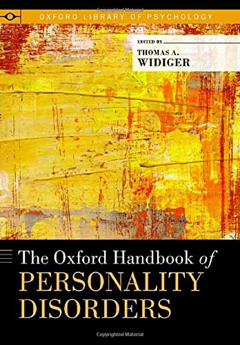 9780199357888: The Oxford Handbook of Personality Disorders (Oxford Library of Psychology)