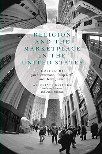 9780199361809: Religion and the Marketplace in the United States