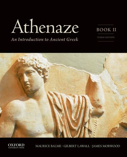 9780199363254: Athenaze, Book II: An Introduction to Ancient Greek
