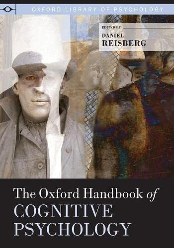 9780199364190: The Oxford Handbook of Cognitive Psychology