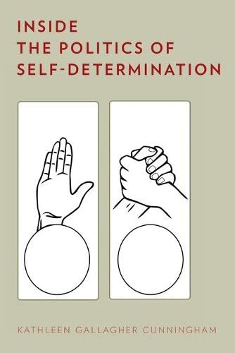 Inside the Politics of Self-Determination: Cunningham, Kathleen Gallagher