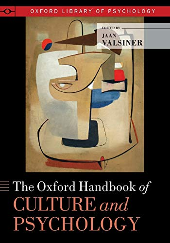 9780199366200: The Oxford Handbook of Culture and Psychology (Oxford Library of Psychology)