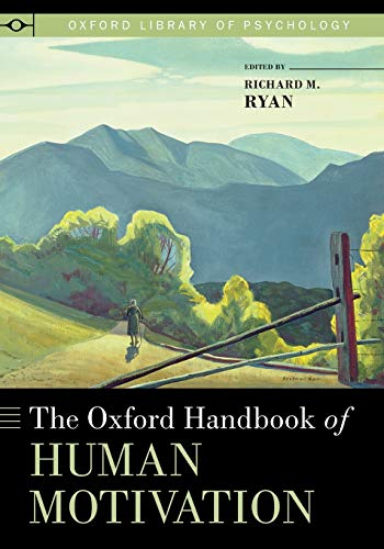 9780199366231: The Oxford Handbook of Human Motivation