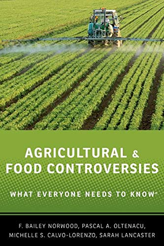 9780199368433: Agricultural and Food Controversies: What Everyone Needs to Know®