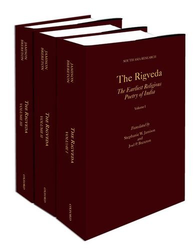 9780199370184: The Rigveda: 3-Volume Set (South Asia Research)