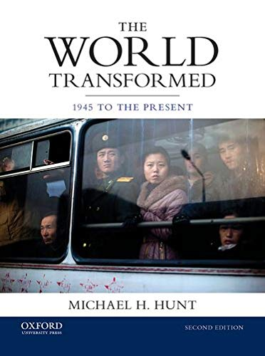 9780199371020: The World Transformed: 1945 to the Present