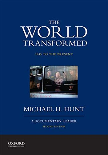 9780199371037: The World Transformed, 1945 to the Present: A Documentary Reader