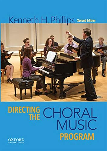 9780199371952: Directing the Choral Music Program
