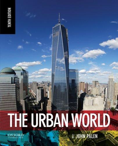9780199371969: The Urban World