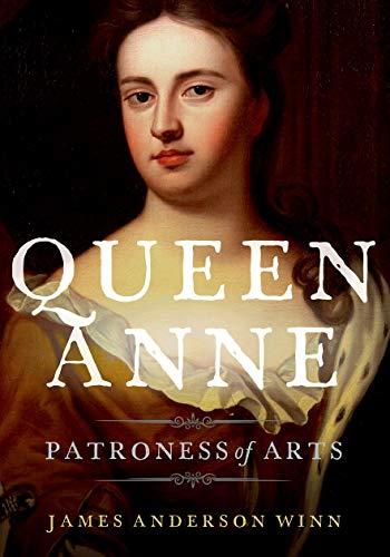 9780199372195: Queen Anne: Patroness of Arts