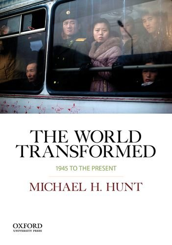 9780199372348: The World Transformed: 1945 to the Present