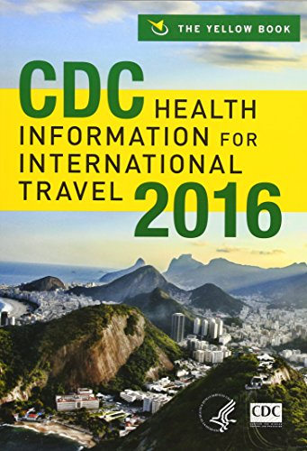 9780199379156: CDC Health Information for International Travel 2016