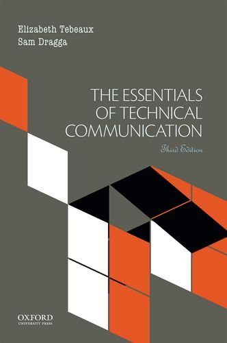 9780199379996: The Essentials of Technical Communication