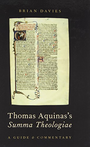9780199380626: Thomas Aquinas's Summa Theologiae: A Guide and Commentary