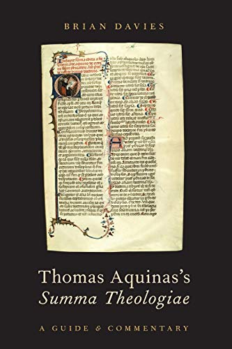 9780199380633: Thomas Aquinas's Summa Theologiae: A Guide and Commentary