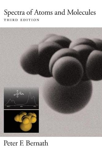 9780199382576: Spectra of Atoms and Molecules