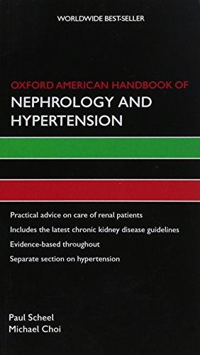 9780199384648: Oxford American Handbook of Nephrology and Hypertension (Oxford American Handbooks in Medicine)