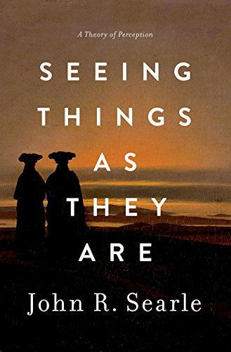 9780199385157: Seeing Things as They Are: A Theory of Perception