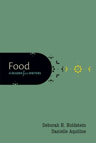 9780199385683: Food: A Reader for Writers