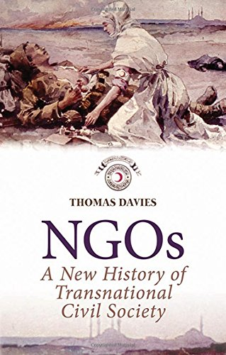 9780199387533: NGOs: A New History of Transnational Civil Society
