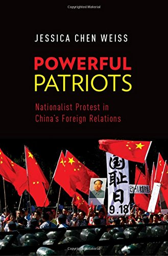 9780199387557: Powerful Patriots: Nationalist Protest in China's Foreign Relations