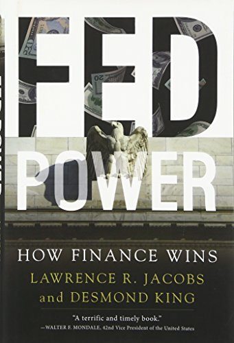 9780199388967: Fed Power: How Finance Wins