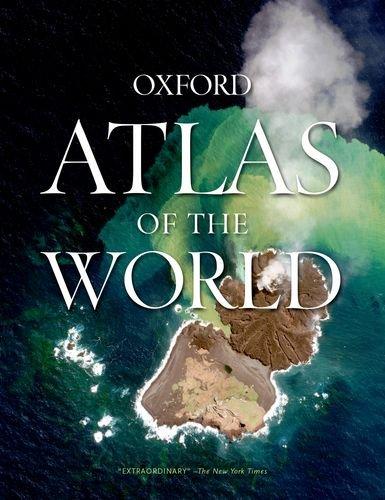 9780199394722: Atlas of the World
