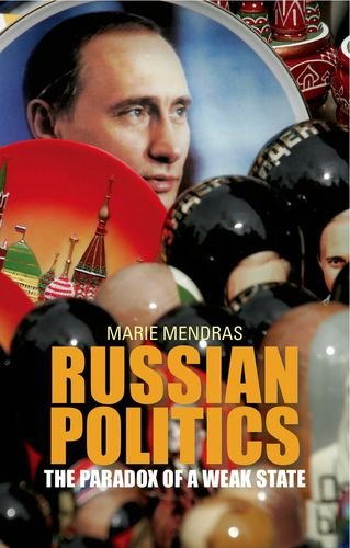 9780199395064: Russian Politics: The Paradox of a Weak State