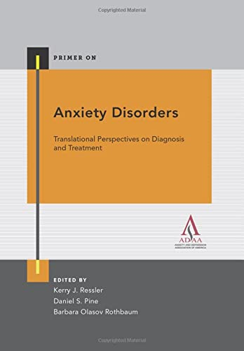 Anxiety Disorders Format: Paperback: Kerry Ressler