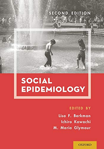 9780199395330: Social Epidemiology