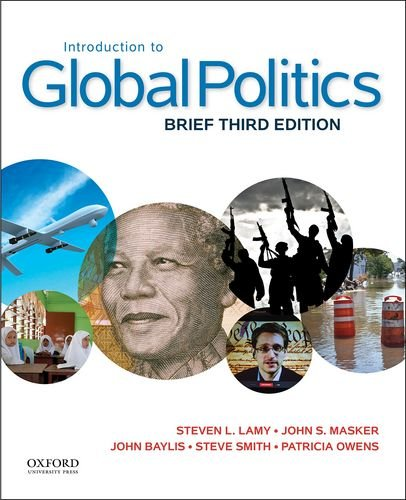 9780199396009: Introduction to Global Politics: Brief, 3rd Edition
