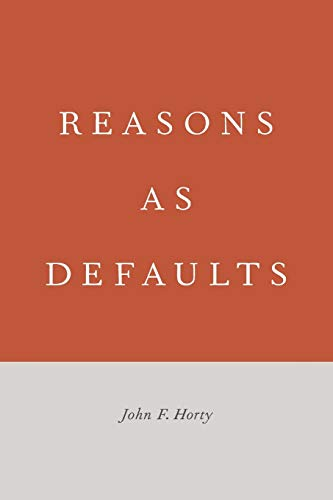 9780199396443: Reasons as Defaults