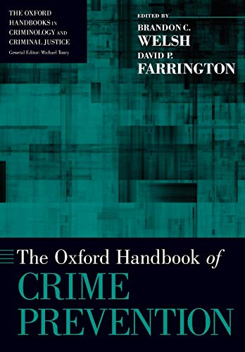 david farrington and criminology essay Juvenile delinquency has received substantial tonry and moore 1998 is a compilation of essays on youth-violence research and david p farrington, eds.