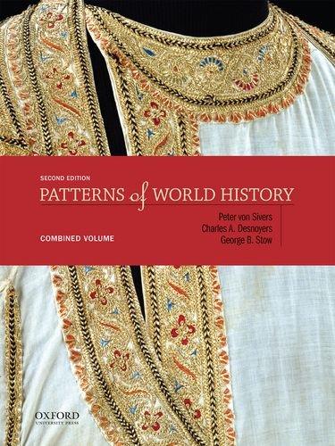 9780199399611: Patterns of World History