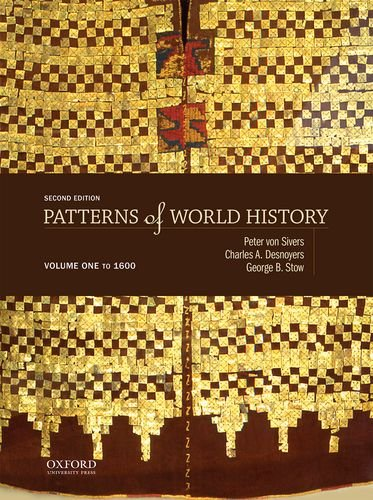 9780199399628: Patterns of World History: Volume One: To 1600 2nd edition