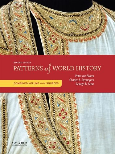 9780199399789: Patterns of World History: Combined Volume with Sources