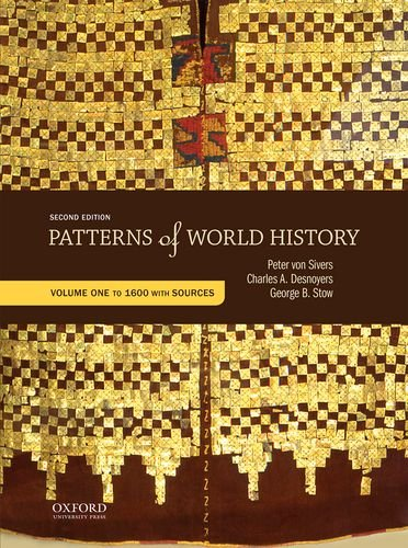 9780199399796: Patterns of World History: Volume One: To 1600 with Sources