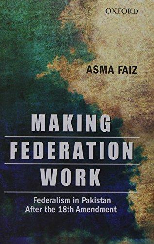 Federalism Pakistan Abebooks