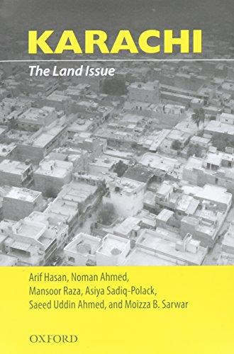 9780199402083: Karachi: The Land Issue