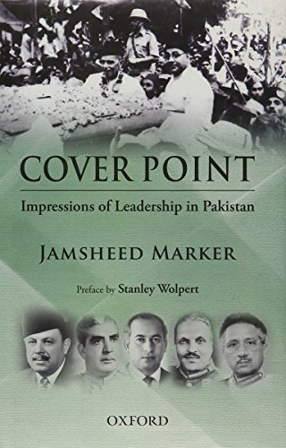 Cover Point: Impressions Of Leadership In Pakistan: Marker, Jamsheed