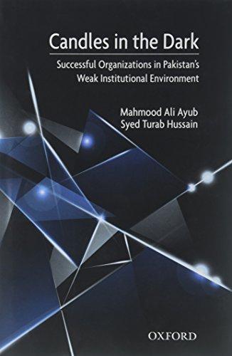 Candles in the Dark: Successful Organizations in: Mahmood Ali Ayub,