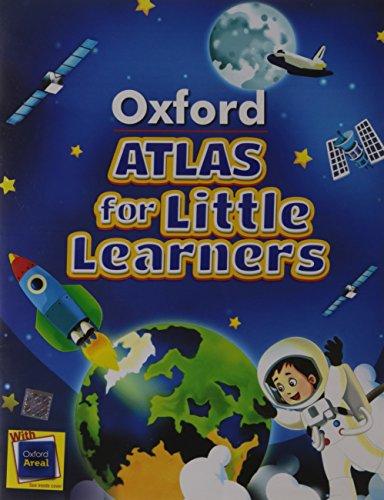 9780199450428: Oxford Atlas for Little Learners