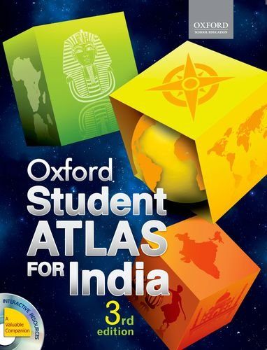 9780199450435: Oxford Student Atlas for India