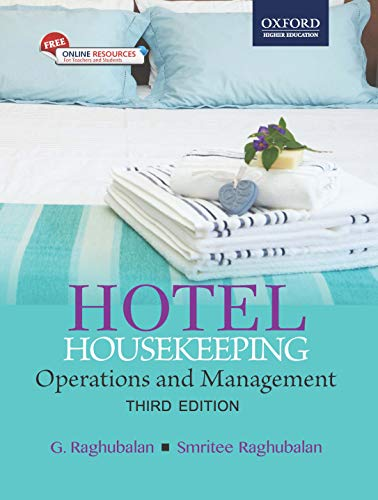 9780199451746: Hotel Housekeeping: Operations and Management 3e (includes DVD)
