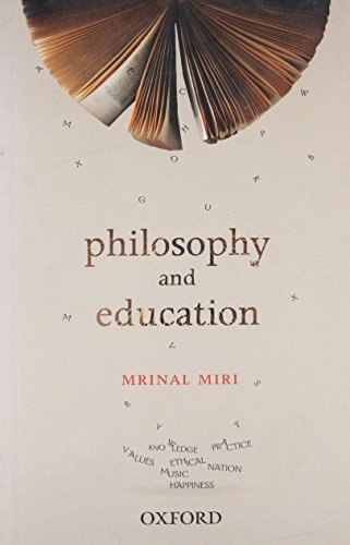 9780199452767: Philosophy and Education