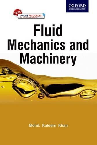 9780199456772: Fluid Mechanics and Machinery